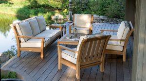 Kingsley Bate Chelsea Patio Furniture
