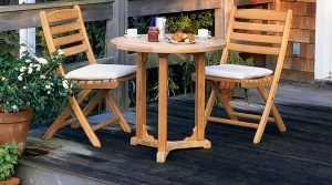 Kingsley Bate Gearhart patio furniture
