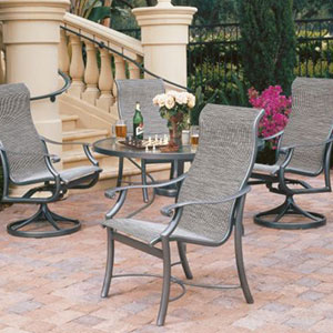 Tropitone Montreux Sling Patio Furniture