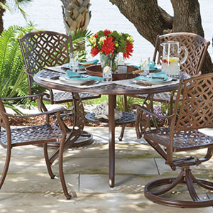 Woodard Casa Patio Furniture