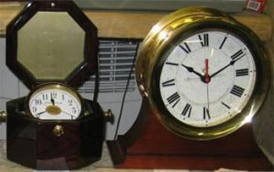 barometers clocks