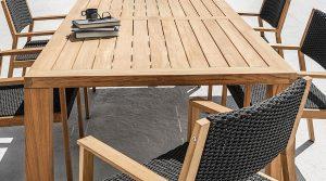 Cape Cod Outdoor Teak Table