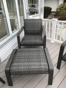 Canton Lounge Chair And Ottoman